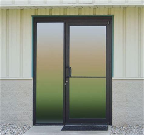 store front glass doors glass storefront door