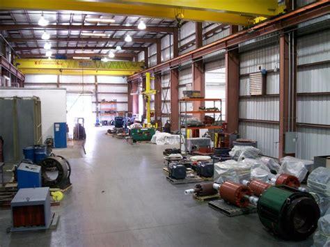 Electric Motor Shop by Electric Motors Pumps Power Distribution Equipment Emc