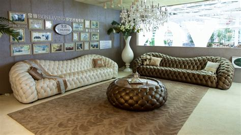 Living Room Ideas With Chesterfield Sofa by Luxe Design Italien Haute Retour Chesterfield Canap 233 En