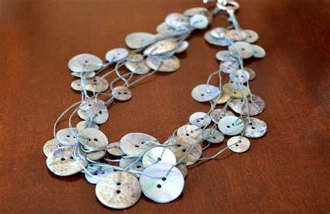 how to make jewelry with buttons fashion trends button necklace