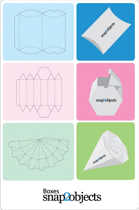 origami paper size template try these on for size for your designs packaging