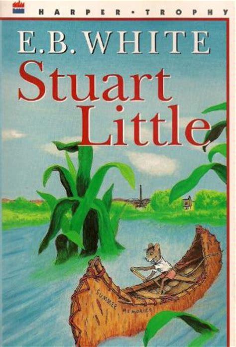 stuart book pictures stuart e b white garth williams 9780064400565