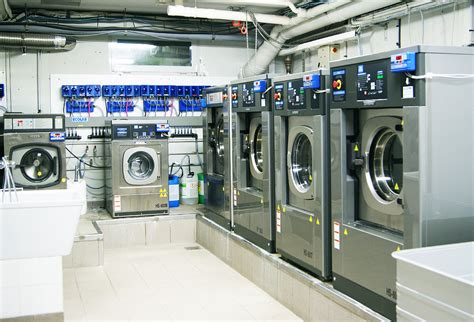 commercial laundry girbau