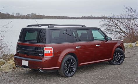 Ford Awd by 2016 Ford Flex Limited Ecoboost Awd Road Test Review