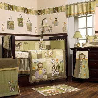 safari nursery bedding sets safari jungle animals green and brown nursery 8pc baby boy