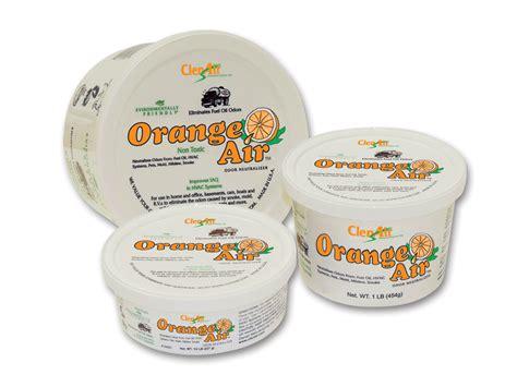 odor neutralizing orangeair odor neutralizer clenair