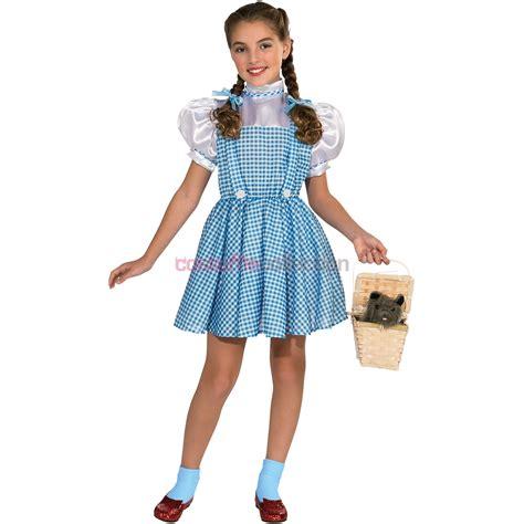 dorothy of oz child dorothy wizard of oz costume