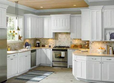 kitchen backsplash white cabinets decorations 41 white kitchen interior design decor