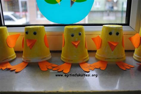 paper duck craft crafts actvities and worksheets for preschool toddler and