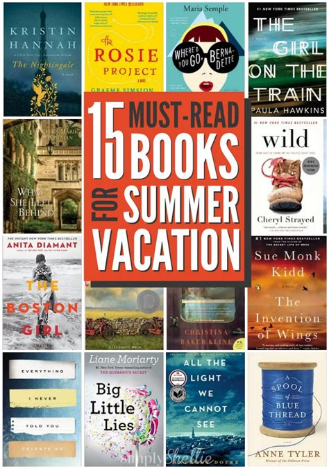 popular to read 15 must read summer books