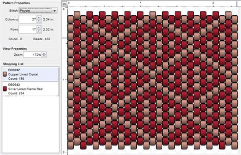 peyote beading patterns imaginesque beading peyote stitch pattern 6
