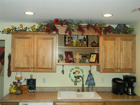 kitchen cabinet decorations decorating above kitchen cabinets before and after