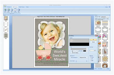 free card programs greeting card software greeting card maker photo