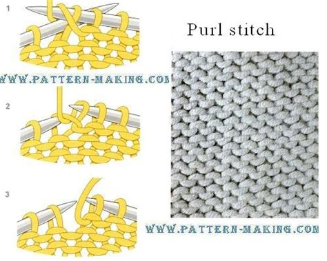 purl and knit stitch pattern custom home d 233 cor page 34