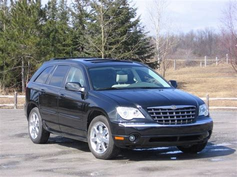 2007 Chrysler Pacifica Limited by Test Drive 2007 Chrysler Pacifica Limited Autos Ca