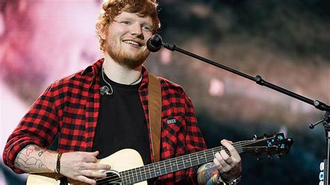 Ed Sheeran Ups Fight Against Ticket Touts With Strict
