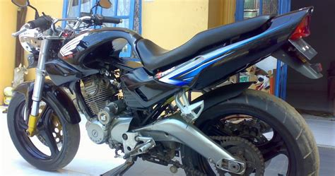 Modifikasi Motor Sport Honda by Modifikasi Honda Tiger 2000 Fighter Motor Sport