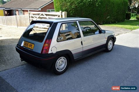 Renault 5 Turbo For Sale Usa by Renault 5 Gt Turbo For Sale 171 Heritage Malta