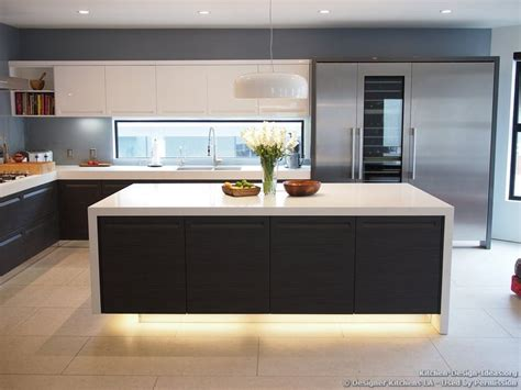best modern kitchen cabinets best 25 contemporary kitchens ideas on