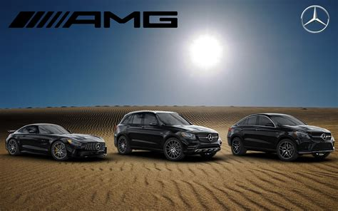 Mercedes Lineup by Autosource The 2018 Mercedes Amg Lineup
