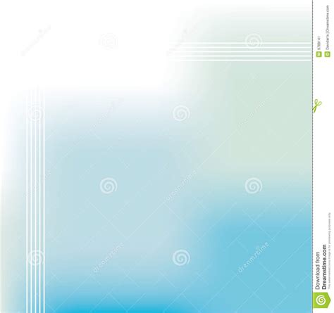 background for depliant or business brochure stock image