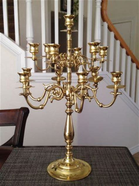 holders on sale solid brass candle holder ebay