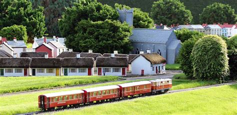 family day out southport model railway village
