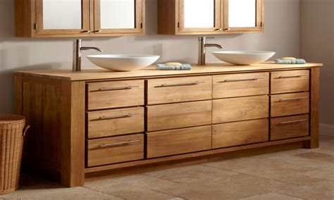 wood vanity units bathroom solid oak bathroom vanity unit bathroom vanities solid