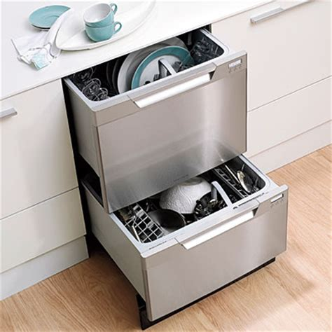 kitchen sink dishwasher kitchen design ideas two drawer dishwasher or just