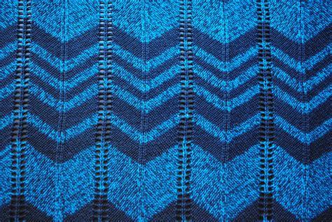Zakka Missoni Inspired Chevron Knitting Pattern