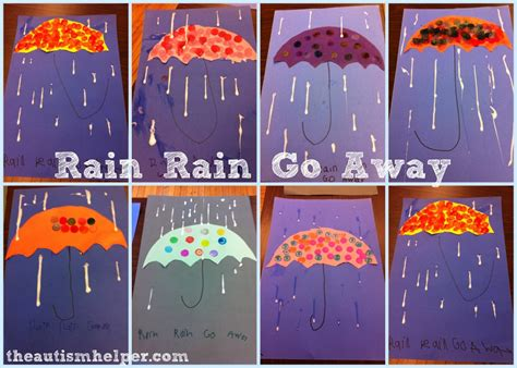 rainy day crafts for rainy day craft with a motor twist the autism helper
