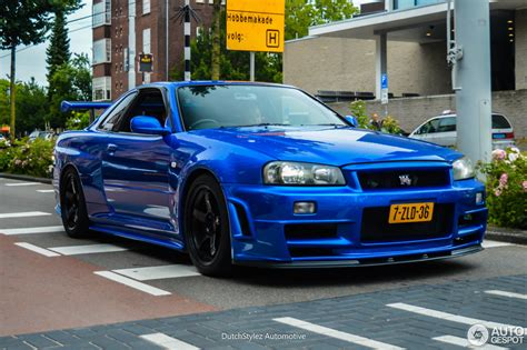 Skyline Gtr R 34 by Nissan Skyline R34 Gt R V Spec Ii 9 July 2016 Autogespot