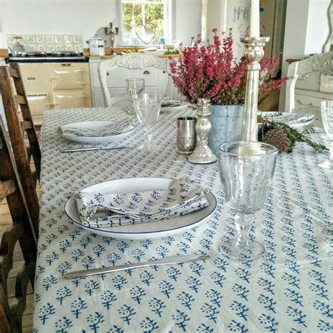 tablecloths and napkins uk printed tablecloth and napkins by the fairground