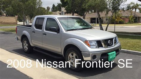 2010 Nissan Frontier Se by 2008 Nissan Frontier Se 4x2 Crew Cab