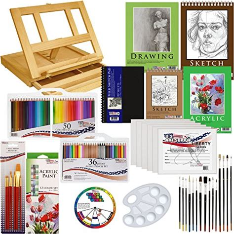 acrylic paint artist pad us supply 174 134 deluxe acrylic painting sketch
