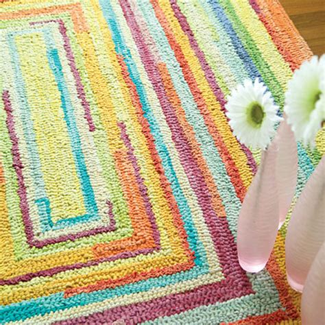childrens rugs concentric squares rug and nursery necessities in interior