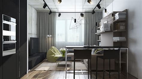 small studio apartment 6 beautiful home designs 30 square meters with