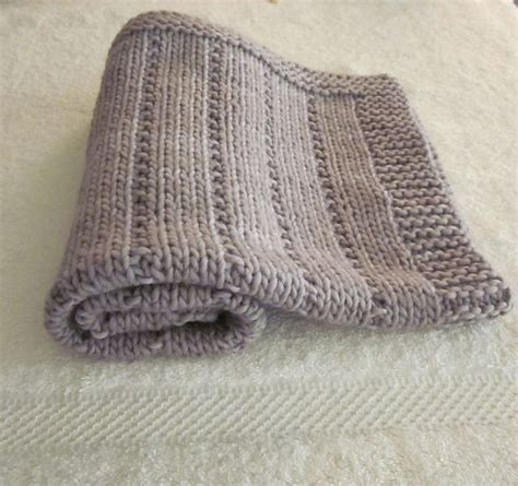 easy knit baby blanket breavley ravelry stockinette and patterns