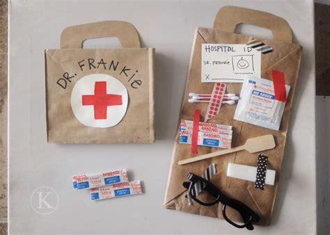 bag crafts doctor bag craft for 171 funnycrafts