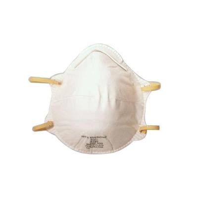 home depot paint mask cordova pro pack particulate respirator 60 pack hdnx953