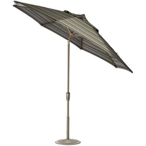 home depot patio umbrellas home decorators collection 11 ft auto tilt patio umbrella