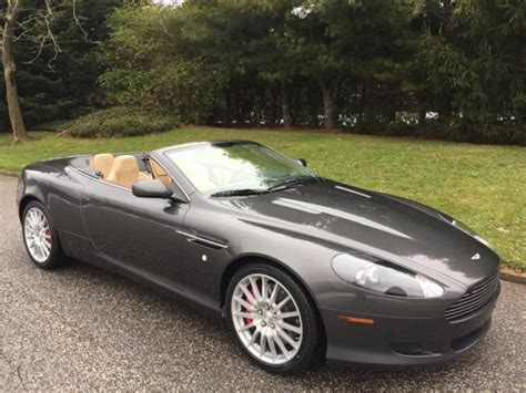 hayes car manuals 2006 aston martin db9 volante free book repair manuals 2006 aston martin db9 convertible 20 175 miles standard paint convertible 12 cyl for sale