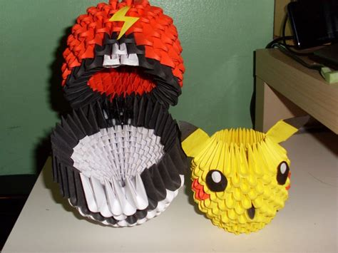 how to make an origami pokeball origami that opens comot