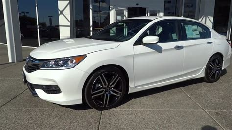 White Honda by New Honda Accord Sport White Price Quotes Deals Oakland
