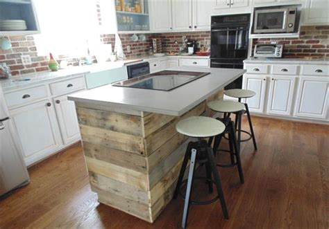 Kitchen Island Butchers Block wooden pallet home ideas pallet idea