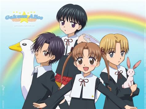 gakuen list 6 anime like gakuen academy recommendations