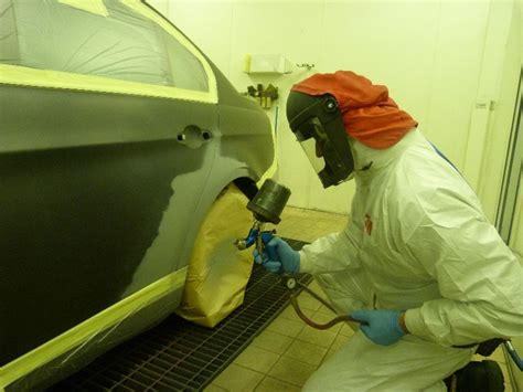 spray painter apprenticeship panel beating and spray painting apprenticeship