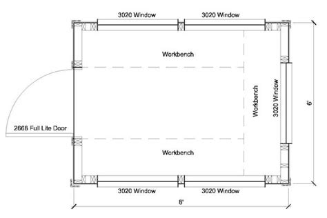 greenhouse floor plans 6x8 greenhouse shed plans storage shed plans