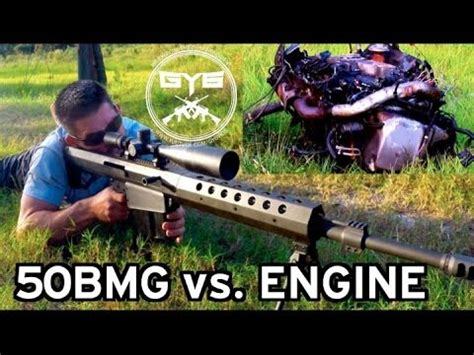 50 Bmg Specs by Armor Piercing 50bmg Incendiary Vs Car Engine Gun