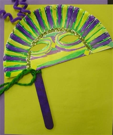 30 Best Images About Mardi Gras Crafts On Pine